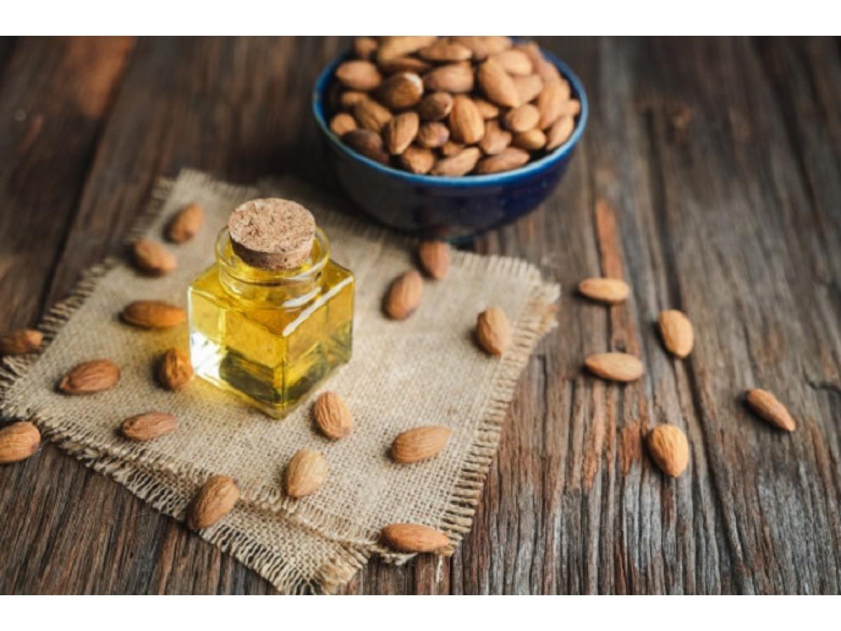 Миндальное масло дома - рецепт, свойства, как использовать