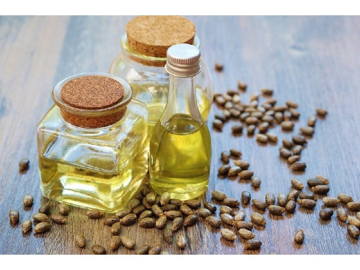 Натуральное, нерафинированное касторовое масло - его уникальные свойства