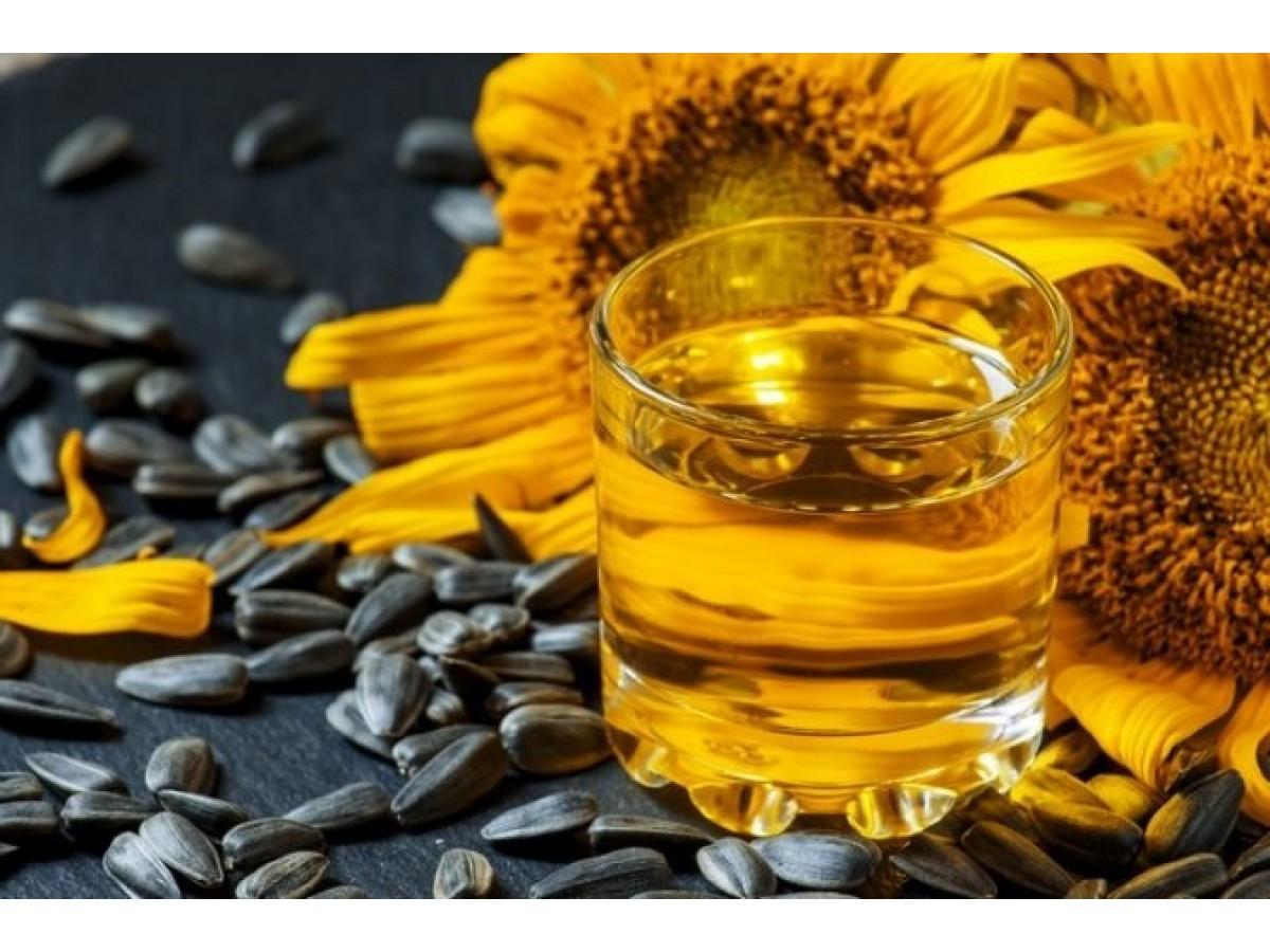 Подсолнечное масло холодного отжима-его свойство и применение