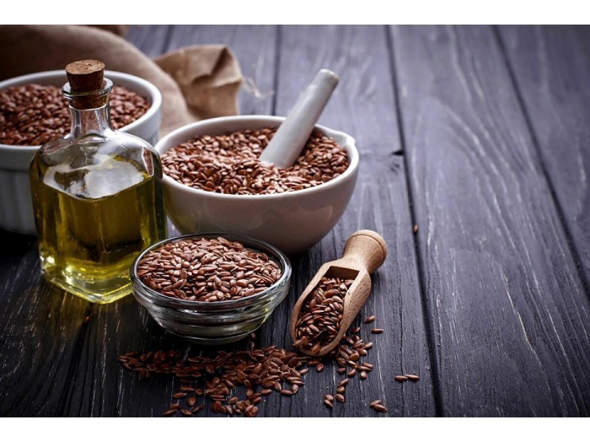 Льняное масло холодного отжима - его пищевая ценность и свойства