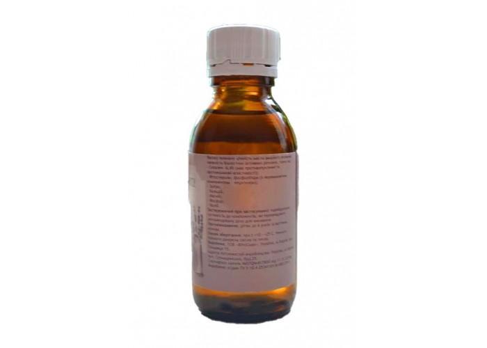 Амарантовое масло 100ml