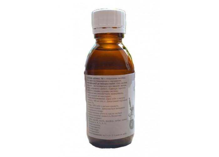 Кунжутное масло 100ml