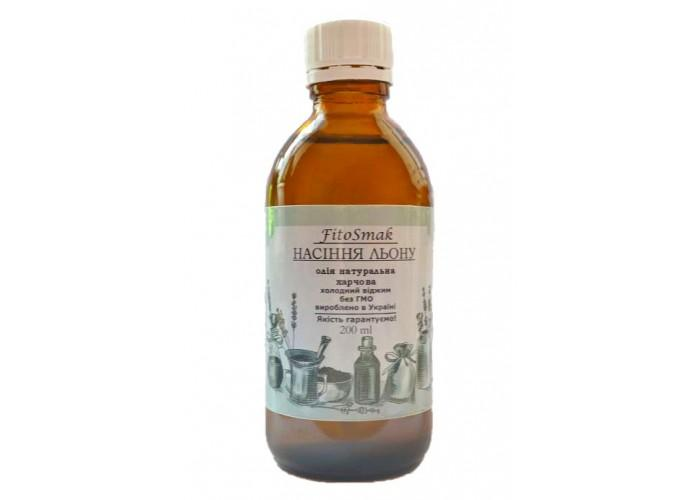 Льняное масло 200ml