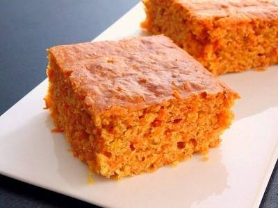 Морковный кекс для вегетарианцев и ленивых. Мега рецепт.